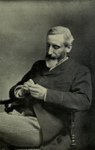 Grant Allen portrait